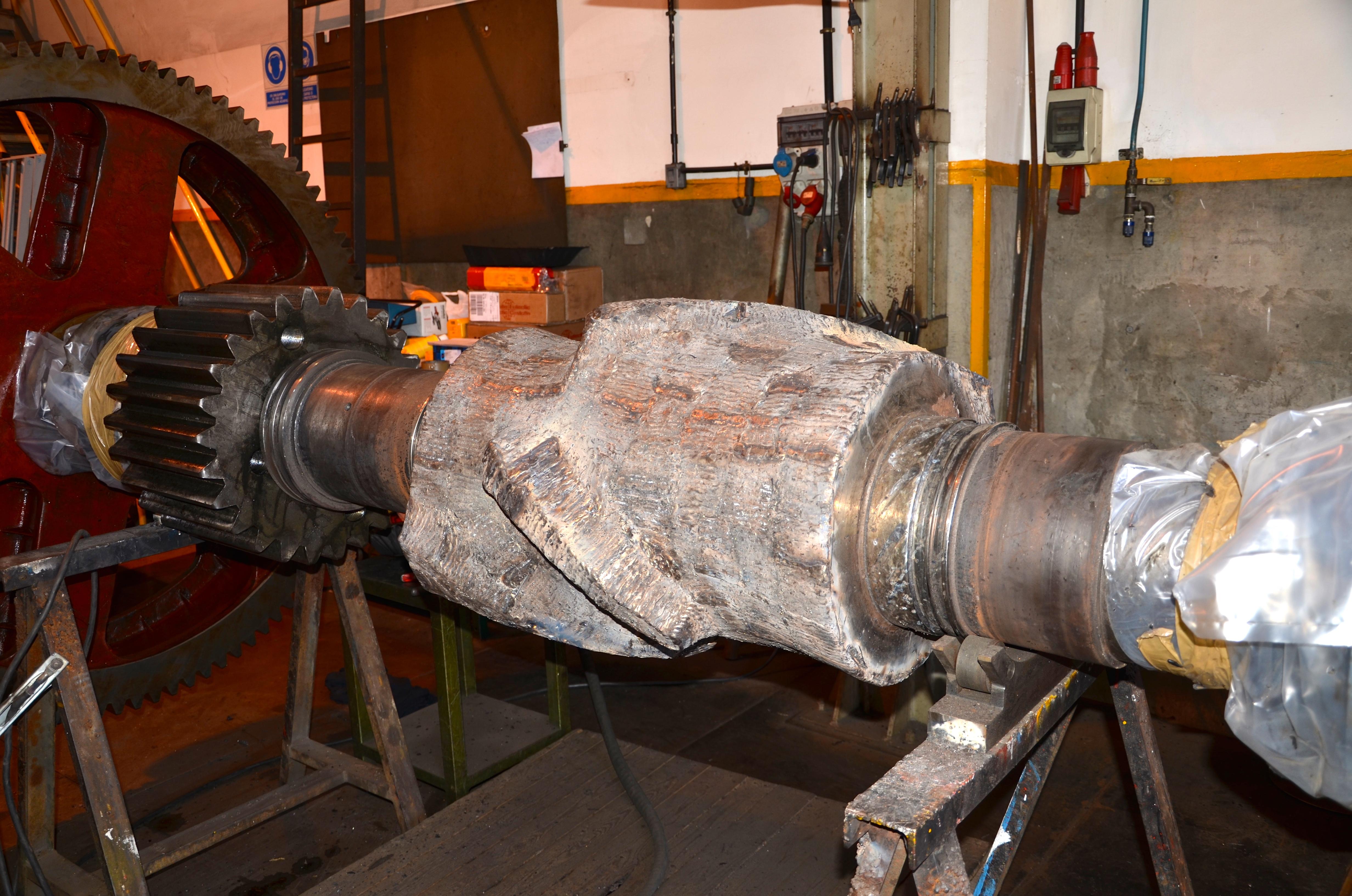 mezclador industria automoción taller jvalls